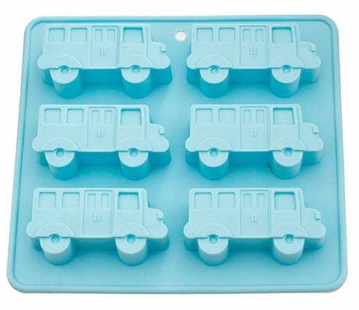 Fissman Cake Mold Bus 22x20x2.8cm 6 Cups