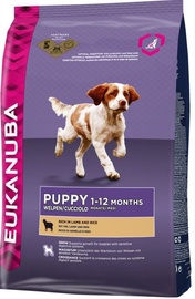 Eukanuba Puppy All Breeds With Lamb 2.5kg