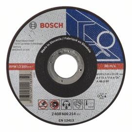 Lõikeketas Bosch, 115 x 1,6 x 22,23 mm
