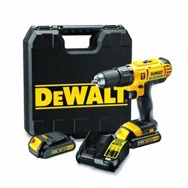 Akulööktrell Dewalt DCD776C2-QW 18V 2x1,3Ah