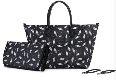 Kott KinderKraft Shopper Bag Mommy Black