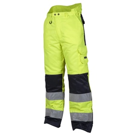 Top Swede Work Trousers 4026-12 Yellow M
