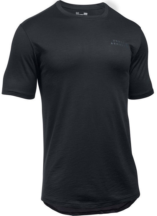 Under Armour T-Shirt Core 1303705-001 Gray S