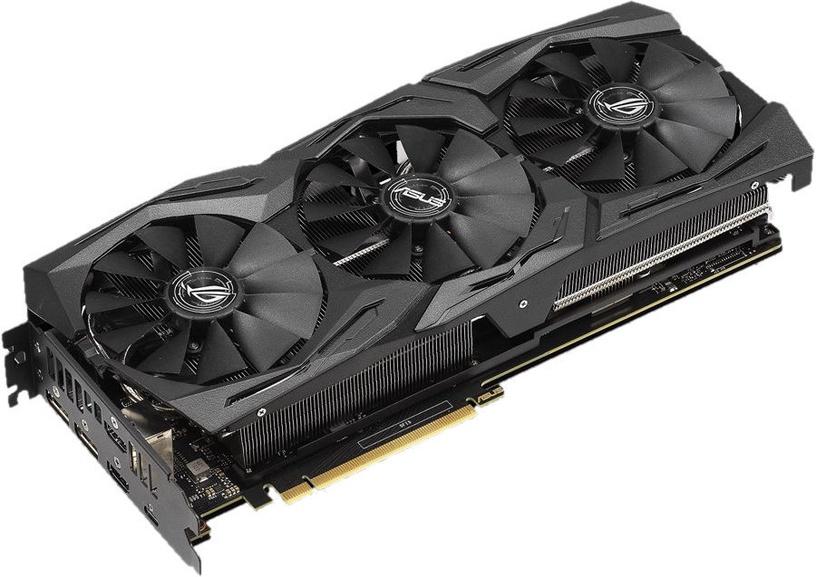 Asus ROG Strix RTX2070 Gaming OC 8GB GDDR6 PCIE ROG-STRIX-RTX2070-O8G-GAMING