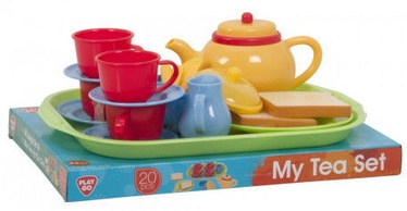 PlayGo My Tea Set 15pcs 3120