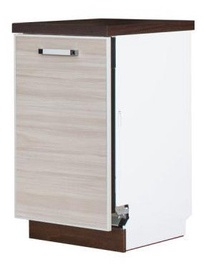 Bodzio Ola Dishwasher Cabinet Closed 45 Latte