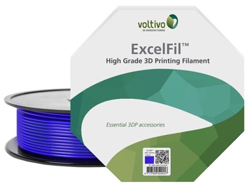 Voltivo ABS Filament Cartridge 2.85mm Violet