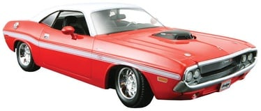 Maisto 1970 Dodge Challenger Red 31263
