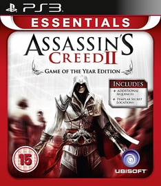 Assassin's Creed II GOTY PS3