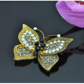 Vincento Brooch With Zirconium Crystal LD-1166