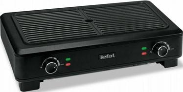 Tefal Table Grill Smoke Less TG9008 Black