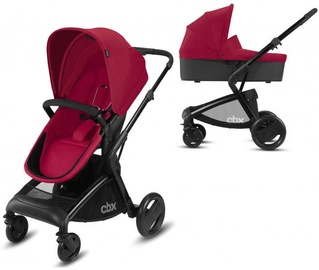 Cybex Leotie Pure 2in1 2018 Crunchy Red