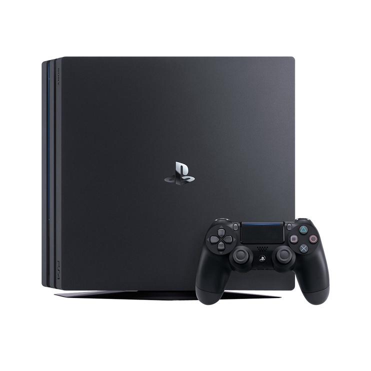 Sony PlayStation 4 (PS4) Pro 1TB Black