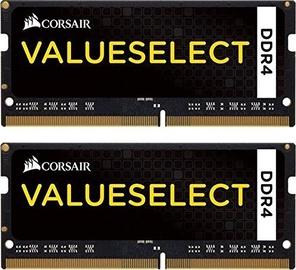 Operatiivmälu (RAM) Corsair ValueSelect CMSO16GX4M2A2133C15 DDR4 (SO-DIMM) 16 GB