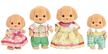 Epoch Sylvanian Families Toy Poodle Family 5259