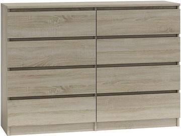 Kummut Top E Shop Malwa M8 Sonoma, 138x40x97 cm