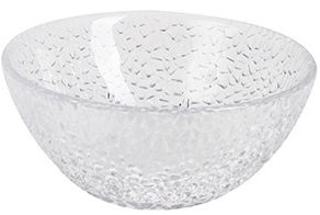 Dekor Cam Glamour Dessert Bowl 13cm