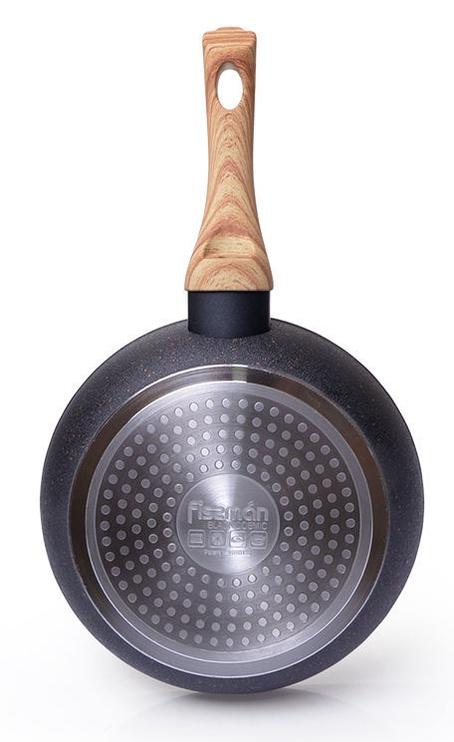 Fissman Black Cosmic Frying Pan D20cm