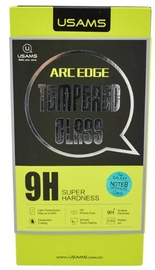 Usams 2.5D Premium Arc Edge Curved Screen Protector For Samsung Galaxy Note 8 Full Face Black