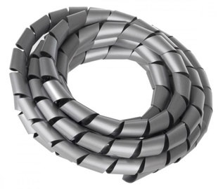 Maclean Cable Shielding 3m Silver