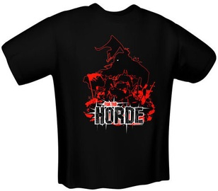GamersWear For The Horde T-Shirt Black L