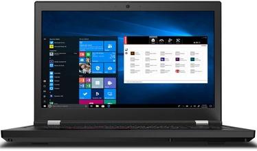 "Sülearvuti Lenovo ThinkPad P P15 Gen1 Black 20ST0062MH Intel® Core™ i7, 16GB/512GB, 15.6"""