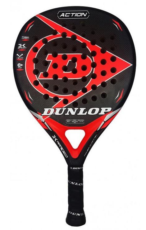 Dunlop Padel Tennis Action Red 623698
