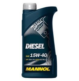 Mootoriõli Mannol Diisel 15W/40 1L