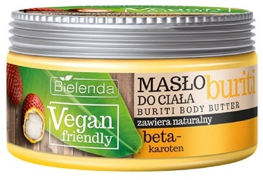 Bielenda Vegan Friendly Body Butter Buriti Oil 250ml