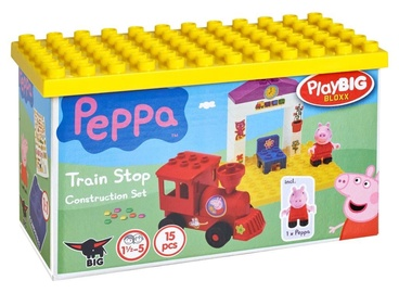 Konstruktor BIG Peppa Pig Train Stop