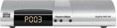 TechniSat DigiPal ISIO HD Receiver Silver
