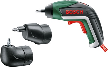 Bosch IXO Full Set With Angle Screw Adapter and Off-set Angle Adapter