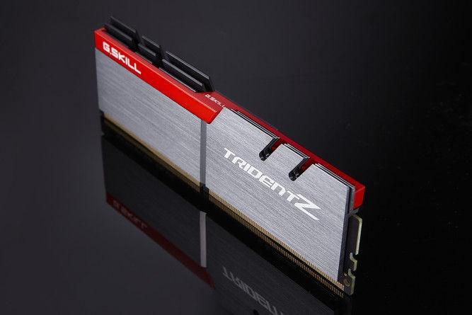 G.SKILL TridentZ 16GB 3600MHz CL15 DDR4 XMP2 KIT OF 2 F4-3600C15D-16GTZ