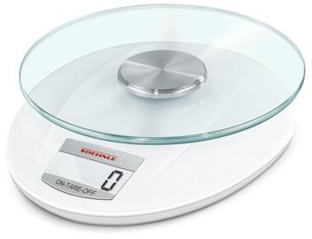 Soehnle Electronic Kitchen Scales Roma White