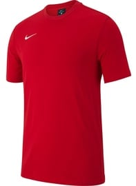 Nike Men's T-Shirt M Tee TM Club 19 SS AJ1504 657 Red L