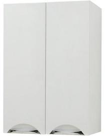 Vannitoakapp Sanservis KN 50 Laura 1D Wall-Hung White 49.8x80x27cm