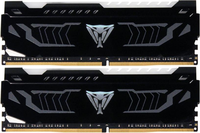 Patriot Viper LED WHITE Series 16GB 2400MHz CL14 DDR4 KIT OF 2 PVLW416G240C4K