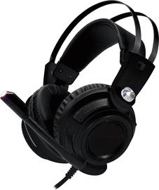 Mänguri kõrvaklapid Omega Freestyle OVH4050 Black