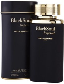 Ted Lapidus Black Soul Imperial 100ml EDT