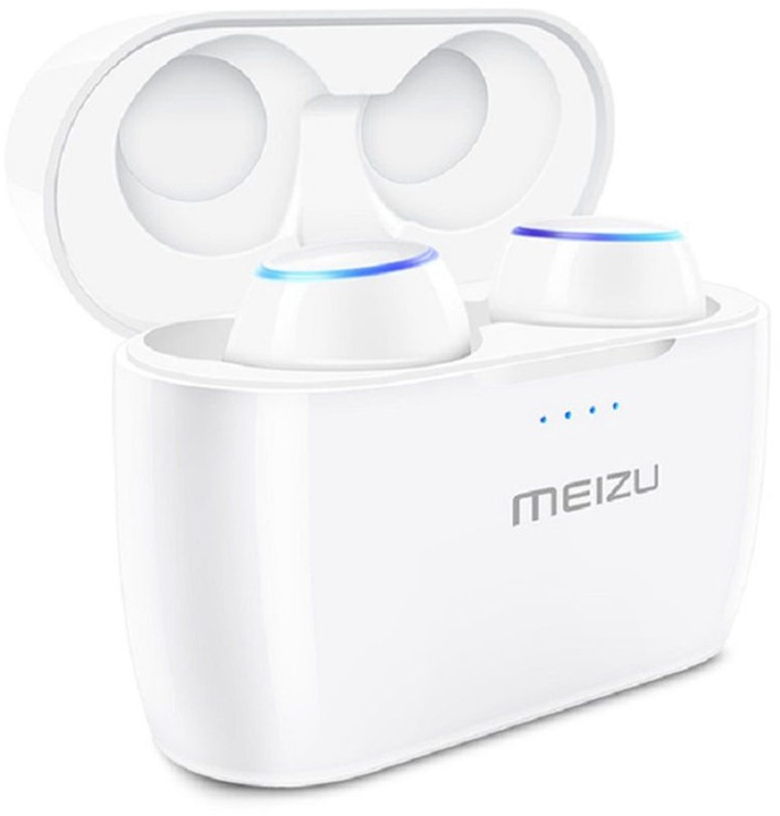 Meizu Pop Wireless In-Ear Earphones White