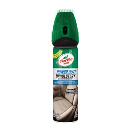 Turtle Wax Power Out Odor-X Upholstery Cleaner with Brush 400ml