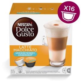 Nescafe Dolche Gusto Latte Macchiato Unsweet 8 Capsules