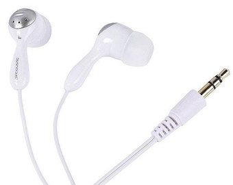 Vivanco Earphones URX210 White/Silver