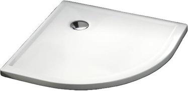 Aquaform Ultra-Shallow Quadrant Shower Tray 90x90 White