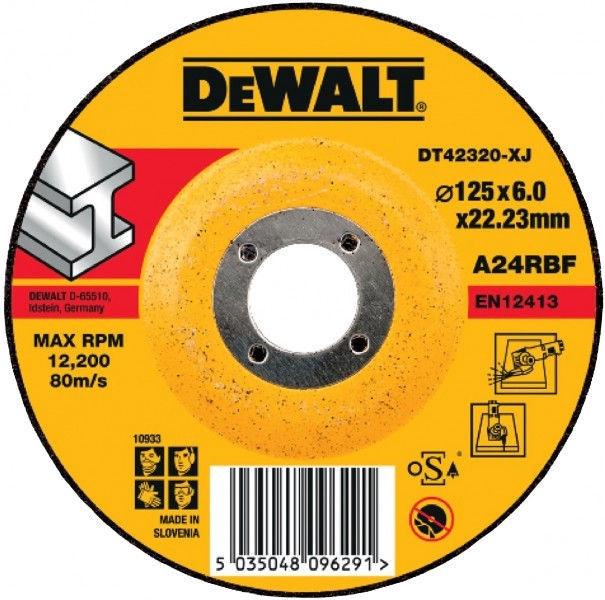 DeWALT DT42320-XJ Cutting Disc DPC for Metal