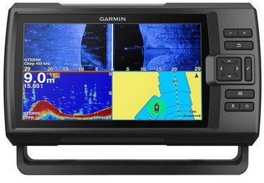 Garmin Striker Plus 9sv Worldwide GT52