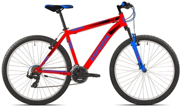 "Jalgratas Esperia 208270R, punane, 17.5"", 27.5"""