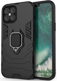 TakeMe Armor Back Case With Magnet Element For Apple iPhone 12 Pro Max Black
