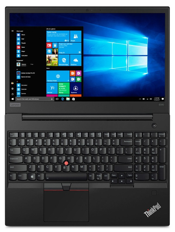 Lenovo ThinkPad E580 Black 20KS007GPB