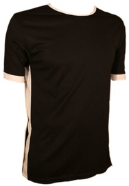 Bars Mens T-Shirt Black/White 169 L